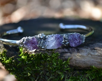Amethyst Jewelry, Amethyst Birthstone, Bracelet, February Birthstone, Amethyst Bracelets, Gemstone, Birthstone Jewelry, Birthday Jewelry