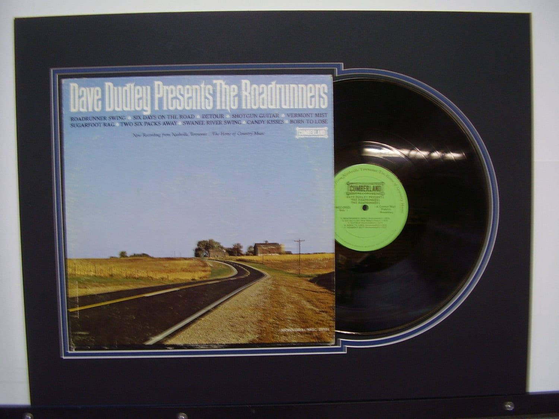 Armazón de cuadro para registro de LP y disco cubierta 18 x 24
