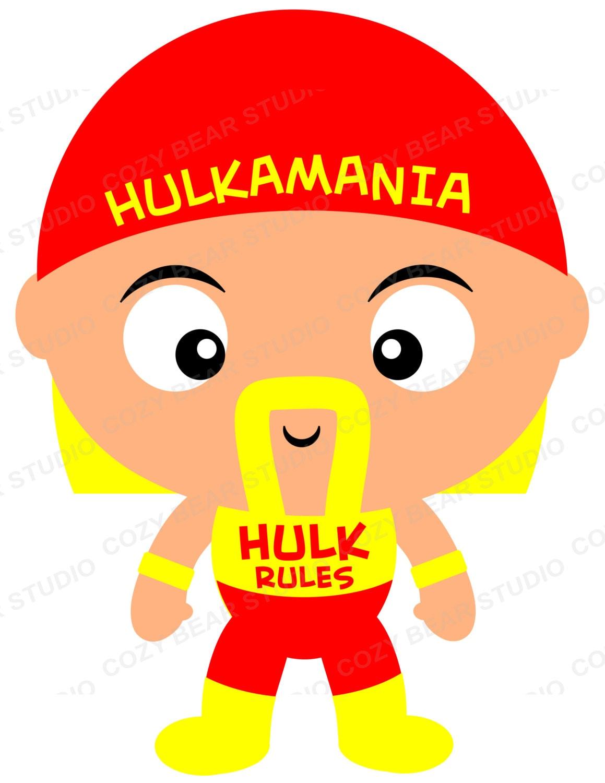 wrestling clipart andre the giant hulk hogan macho man ric rh etsystudio com wwe clipart download wwe clipart logo