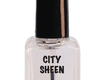 City Sheen- Gel Like Top Coat