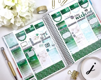 Weekly Planner Sticker Kit | Envy Kit
