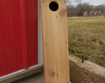 Red Headed Woodpecker House