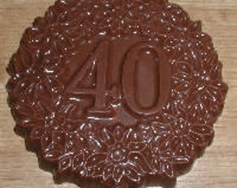 40 Lolly Chocolate Mold
