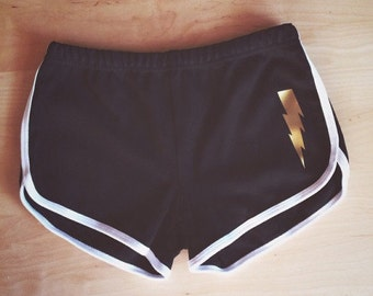 Bolt, The Boy Who Lived Shorts - by So Effing Cute - Inspired by Harry Potter - Made in USA