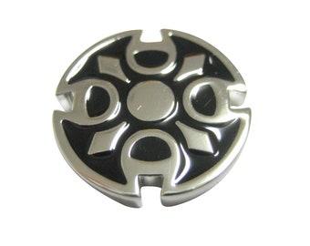 Round Celtic Design Magnet