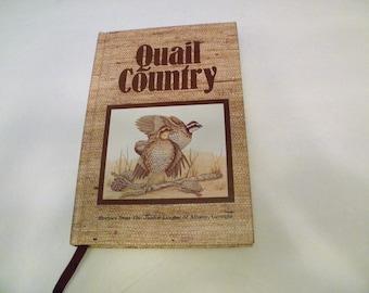 Quail Country Cookbook Junior League Albany Georgia Hardcover Community Cookbook