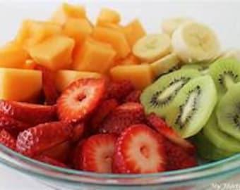 12oz. Fruit Slice Candle