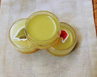 Nature's healing salve; holistic helichrysum ointment