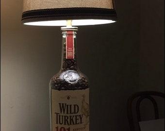 Wild Turkey Lamp