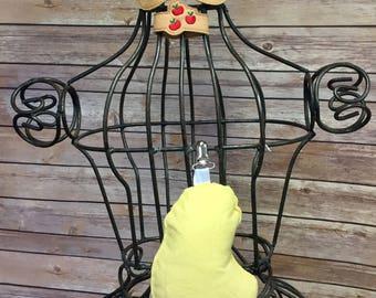 Apple Pony Costume Mask, Tail, Wristband Set