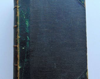 1853 French And English Pronouncing Dictionary
