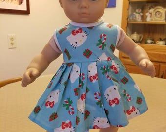 American Girl Bitty Baby Doll Dress (SKU M61)