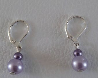 Earrings, wife, mother/wife gift jewelry, accessories, body jewelry,
