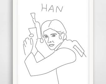 Terrible Han Solo