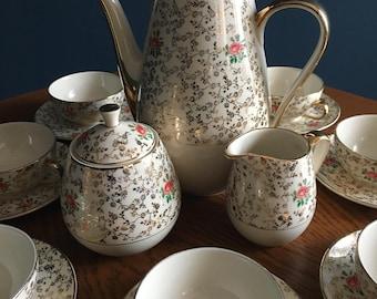 Villeroy & Boch tea set / 9