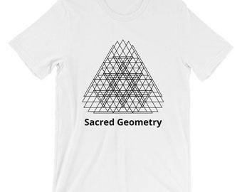 CSP Sacred Geometry T-Shirt Design