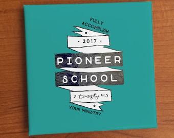 Bulk Option-Pioneer Magnets:) -  jw ministry - best life ever - jw pioneer - happiertogive - jw pioneer gifts - Pioneer School Gifts