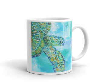 Mug - Honu 11 - 11 oz. or 15 oz.