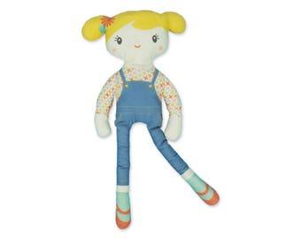 Doll Anaïs fabrics