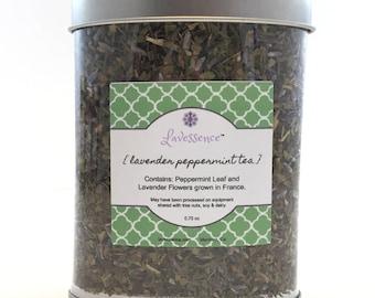 Lavender Peppermint Tea
