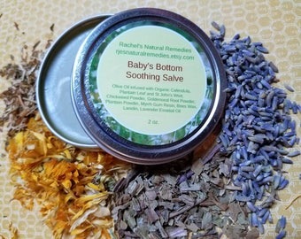 Baby's Bottom Soothing Salve