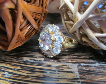 Vintage Engagement Ring - Size 5, Vintage Jewelry, Rings For Women