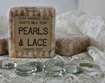 The Classic SOAP Sampler >> 8 FULL Size bars of Handcrafted Bar Soap By Texas Handmade Suds