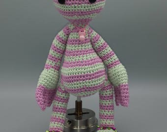 Amigurumi Monster - Pitty