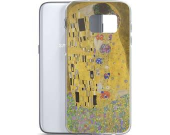 The Kiss, Gustav Klimt - Samsung Case