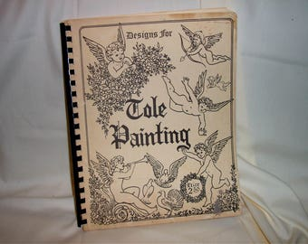 Tole Painting Designs Book