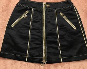 Vintage Moschino Jeans Mini Skirt