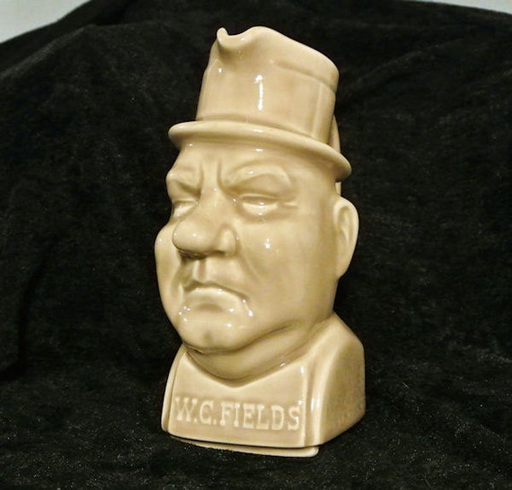 McCoy WC Fields Pitcher / Tankard