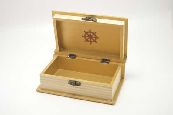 Decoupage wooden box jewelry box wooden box home decoupage wooden box jewelry box wooden box home decoration world map decoration beige gold art jewelry box handmade box gumiabroncs Image collections