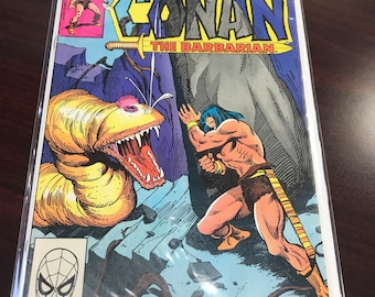 Vintage 1981 Coanan The Barbarian No. 126