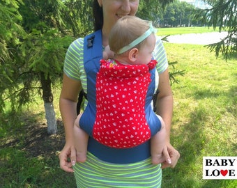 Buckle baby Carrier BabyLove Soft Structured Carrier ergo best gift to baby shower