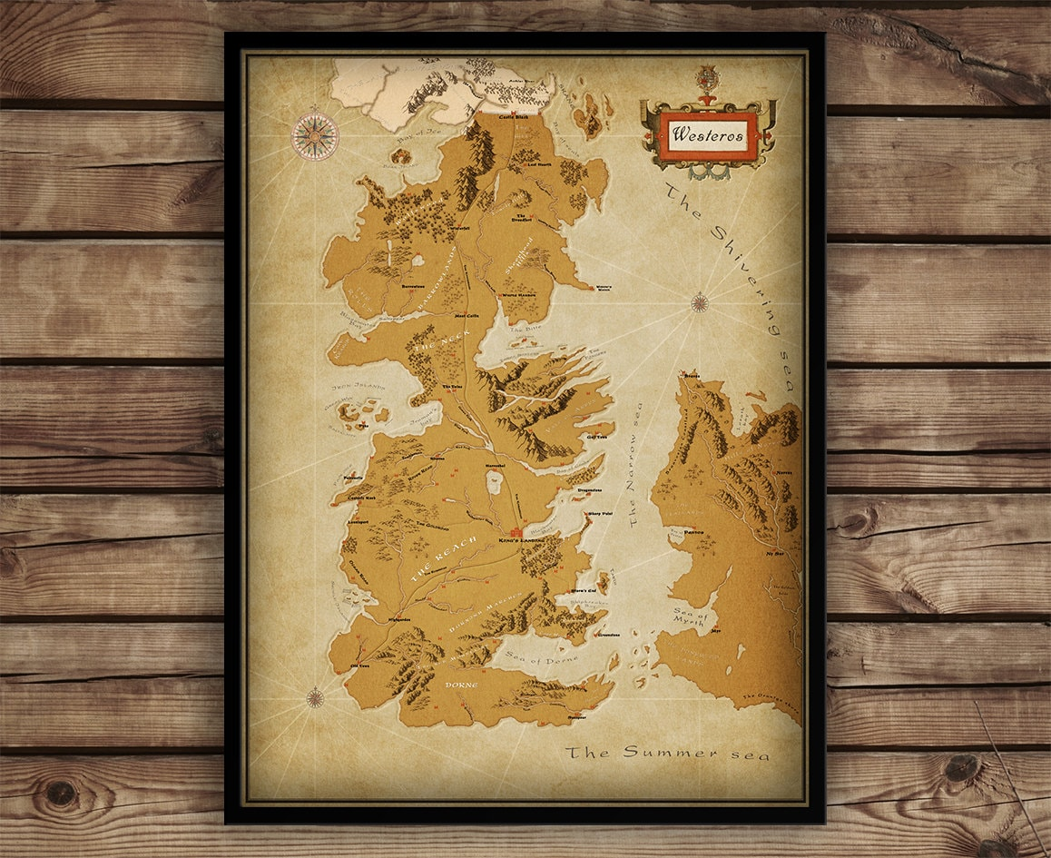 Game of thrones map westeros map game of thrones poster map zoom gumiabroncs Image collections