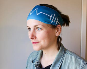 March for Science - Resistor Workout Headbands