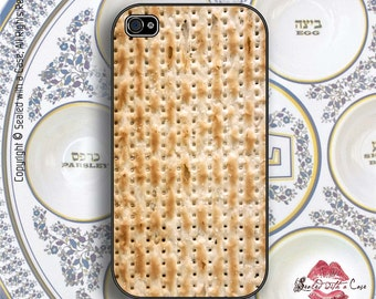Passover Matzo / Matzah - iPhone 4/4S 5/5S/5C/6/6+ and now iPhone 7 cases!! And Samsung Galaxy S3/S4/S5/S6/S7