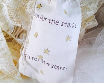 Stars Birthday Party - Stars Party Favor Bags - Stars Birthday Party Bags - Stars Party Decor - Stars Table Decor - Birthday Party - Candy