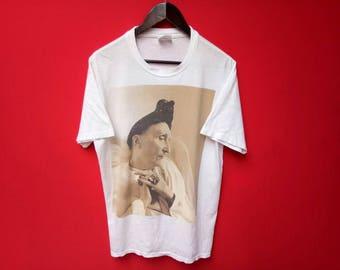 vintage morrissey 1991 indie music concert large mens t shirt