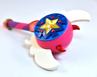 Star vs the forces of evil StarButterfly Wand 3st season Cosplay