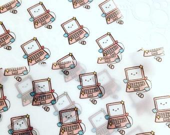Get To Work Computer TN/Dori Dashboard Vellum