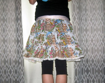 Cat tutu Skirt Small Medium by Vicmes Clothing