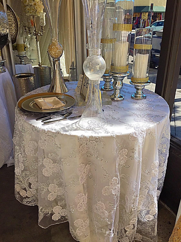 lace table overlay table overlay wedding tableclothtable