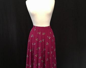 Anne Klein Sz 10 Vintage Skirt!