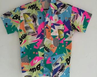 vintage surfer shirt
