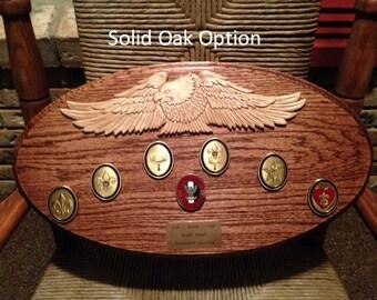 Scout Eagle Plaque #2 Oval