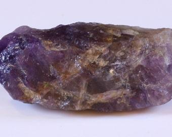 Beautiful Elestial Amethyst Generator Crystal Point