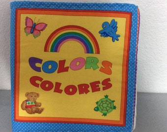 Childrens Cloth Book