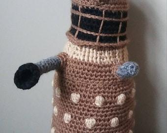 Dalek Plushie